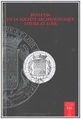 Bulletin de la société archéologique d'Eure-et-Loir | Ferré, Ph.. Directeur de publication